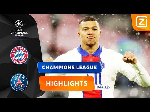 SPEKTAKELSTUK IN MÜNCHEN! 💥🤤 | Bayern Vs PSG | Champions League 2020/21 | Samenvatting
