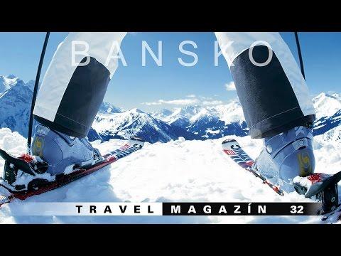 Bansko - Bulharsko [HD] Travel Magazín 032 (Travel Channel Slovakia)