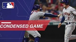 Condensed Game: HOU@CLE - 5/25/18
