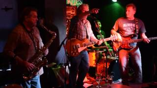 Woogie Blues Band - Mojo Working - Limoilou Jam Band 19 nov 2015 Hommage à Maurice Comtois