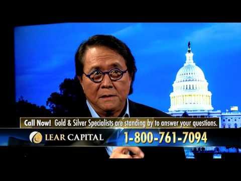Exclusive Interview with Robert Kiyosaki