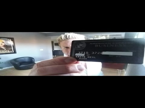 How Got The American Express Black Card