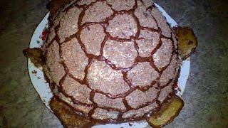 Торт Черепаха.  Мой любимый рецепт
