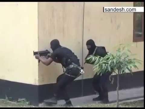 Commando Training at Mandakata Guwahati