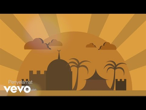 Hafiz Hamidun - Penyelamat (Lyric Video)