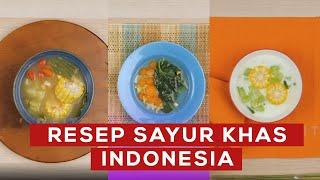 Inilah Resep Makanan Sayuran Simple \\u0026 Murah Cocok Untuk Diet !