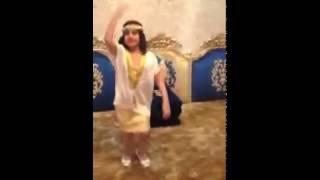 رقص بنت سعودية