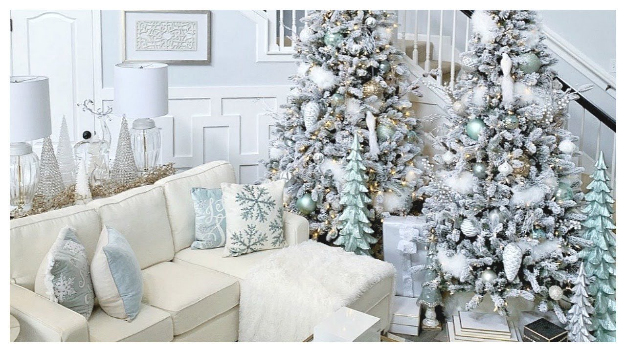 Christmas Home Tour Series | How To Decorate Your Christmas Tree