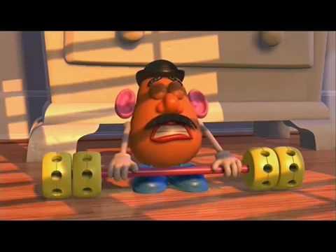 Toy Story - Cambios Extraños