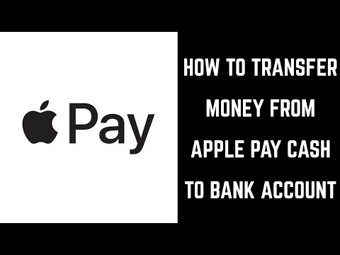 How to Transfer Money from Apple Pay Cash to Bank Account