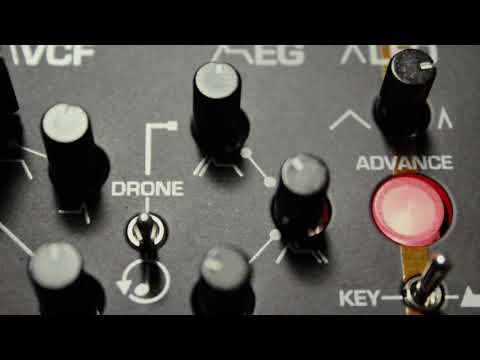 Analogue Solutions Treadstone analogue synth teaser