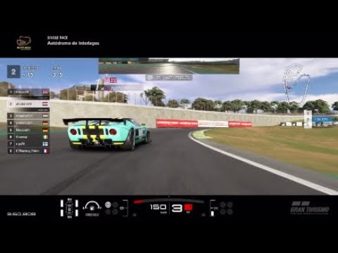 GTS Weekly Race B Interlagos