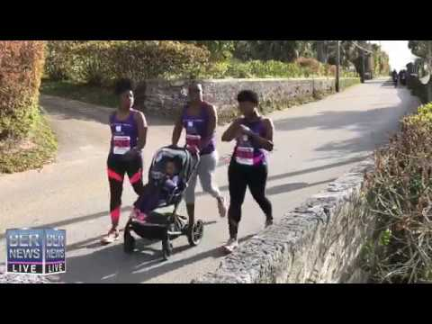 PartnerRe Women's 5K Run and Walk Start, Oct 6 2019
