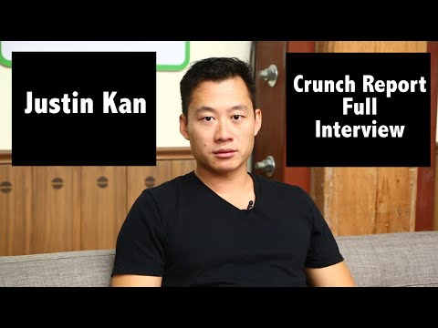 Crunch Report Special: Full Interview with Justin Kan