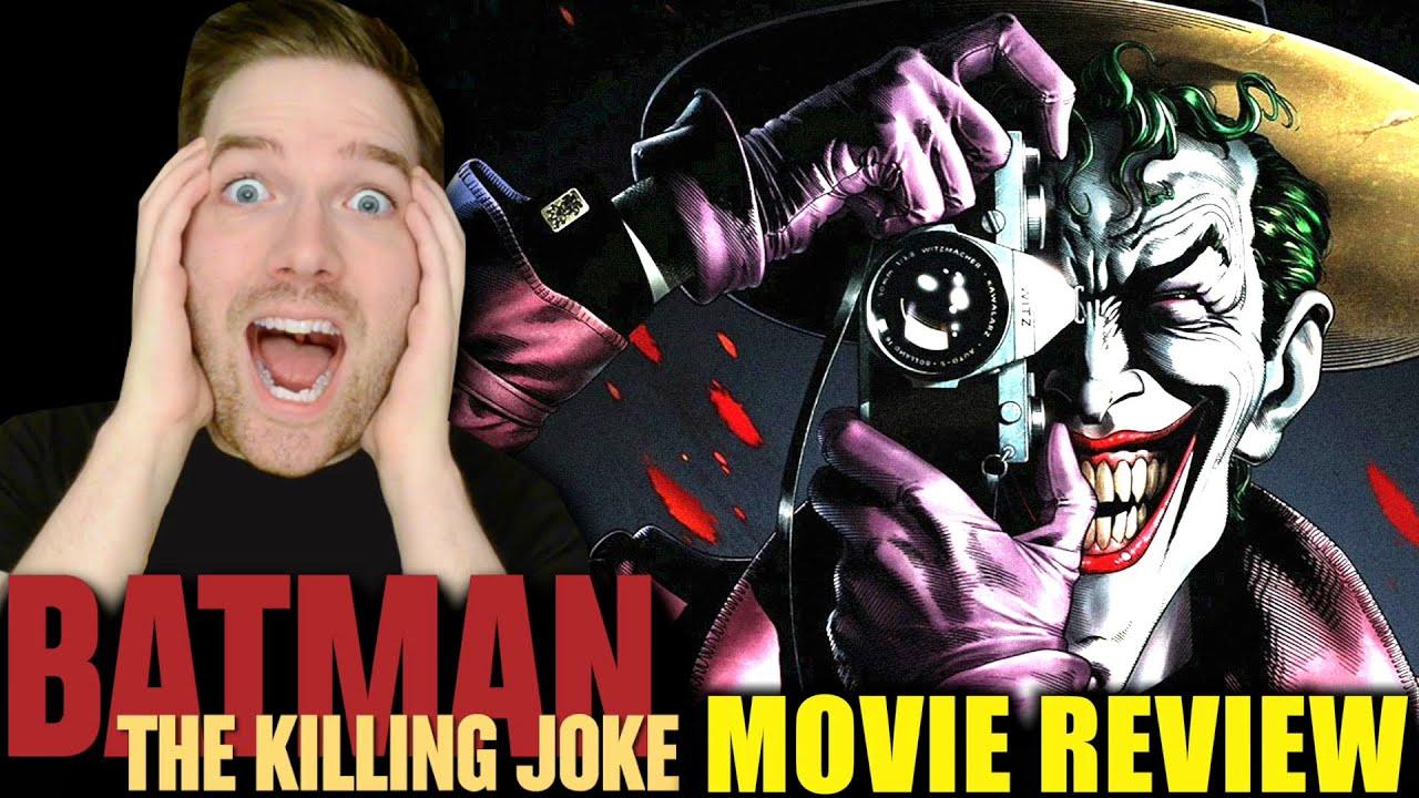 Download Batman: The Killing Joke - Movie Review