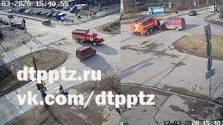 Пропускайте пожарные автомобили