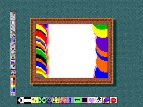 Kid pix studio software