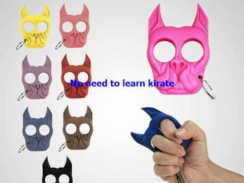 Cat Self Defense Keychain Legal Ladies Love This Device Youtube