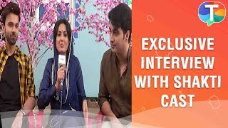 Shakti-Astitva Ke Ehsaas Ki new cast REVEALED | Kamya Panjabi, Meherzan Mazda | Exclusive Interview