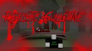 Roblox Script Showcase Episode#823/Realistic Guillotine