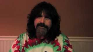"""I Am Santa Claus"" Finishing Funds Kickstarter with Mick Foley"