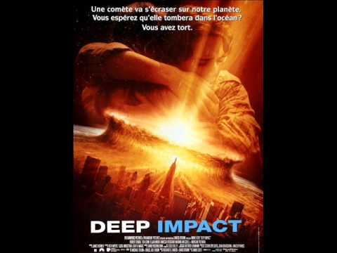 Radio trailer DEEP IMPACT