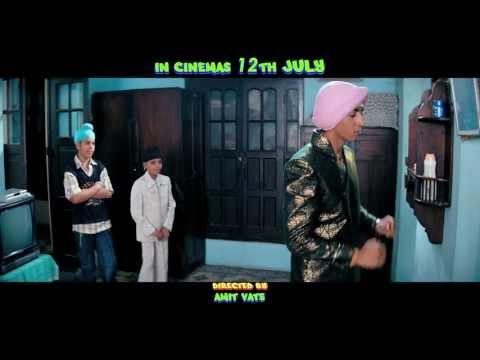 boyss toh boyss hain dialogue teaser,boyss arriving on 12th july