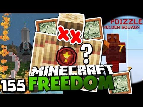 UNSER DORF WIRD ANGEGRIFFEN! & REISE ZUM JURASSIC PARK?! ✪ Minecraft FREEDOM #155 | Paluten