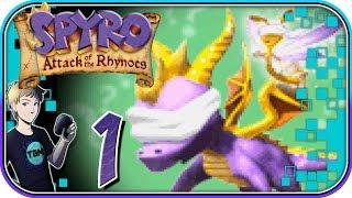Spyro Attack of the Rhynocs - Part 1: Extreme Nostalgia!