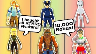 I BOUGHT TODOS LOS NUEVOS AVATARES RTHRO! *10,000 ROBUX!* 😱 // Roblox Update