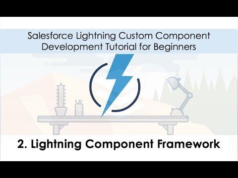 Salesforce lightning components development tutorial | udemy.