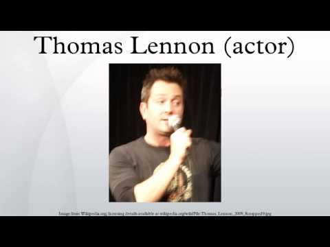 Thomas Lennon (actor)