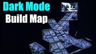 Dark Mode Build Map (Complete Darkness) - Fortnite Creative Mode