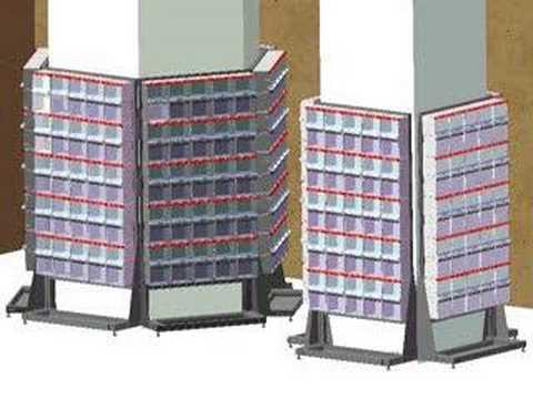 Twinbin Kanban 2 Two Bin System Complete Animation