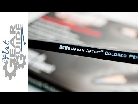 Soho Urban Artist Review From Jerry's Artarama.