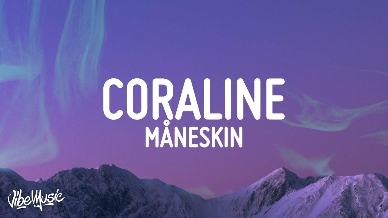 Måneskin - CORALINE (Lyrics/Testo)