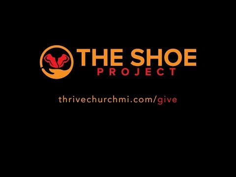 The Shoe Project, Fall 2018: Montabella Elementary School