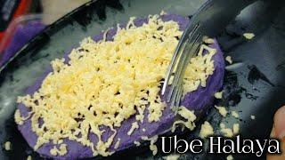 Ube halaya ( Php185 pesos na puhuan panimula )