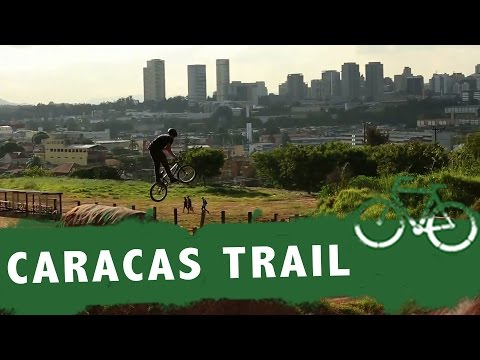 Caracas Trail, o point do Dirt Jump no Brasil