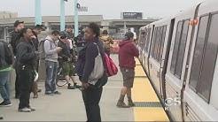 Broken Down Trains, Medical Emergencies Snarl BART Commute