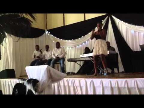 @Tsoakae performing accoustic version of