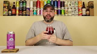 Slushy (blackberry Jam) | 450 North Brewing Company | Beer Review | #179