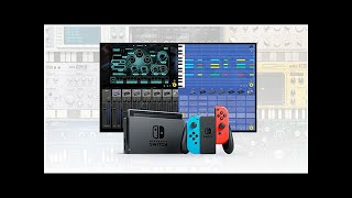 News  Korg Gadget Music Production Studio for Switch Launches on April 26
