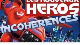 Les nouveaux héros - Incohérences que vous n'avez peut-être pas remarquées