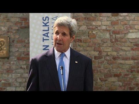 Kerry says Iran nuclear talks 'making progress'