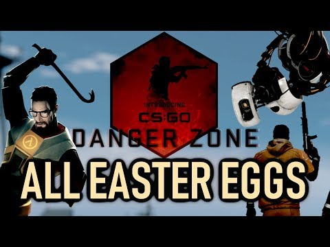 CS GO All Easter Eggs, Secrets And Small Details (2019 Update)
