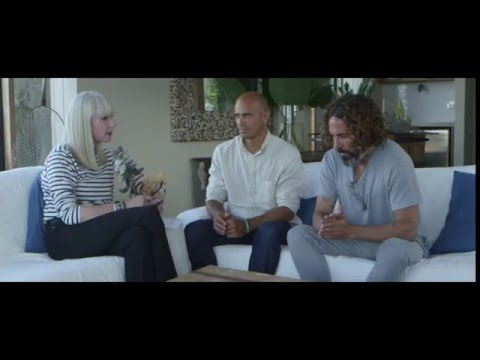 In Conversation: Donna Player, Kelly Slater and John Moore of Outerknown