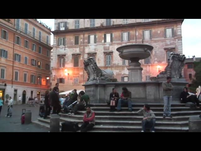 Trastevere Rome-07A