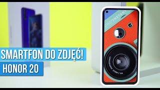 Honor 20 - Recenzja - Czy ma SZANSĘ POWALCZYĆ z Mi 9? / Mobileo PL