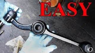 Replacing Lower Control Arm